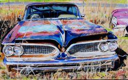 59 Pontiac, somewhere in Oklahoma.