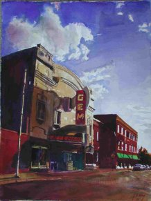 The Gem Theater, 18th St. KCMO