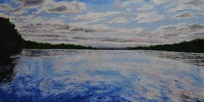 Missouri River at Hartsburg