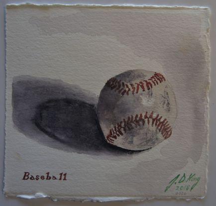 My old baseball
